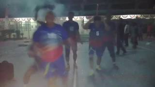 Juara 1 Volly Ball Lapas Balikpapan 2017