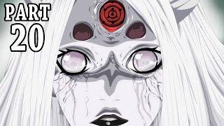 Let's Play Naruto Ultimate Ninja Storm 4 Gameplay German Deutsch #20 - Kaguya & Kakashi's neue Augen