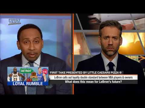 Stephen A. Smith can't finish a show without flipping the race card