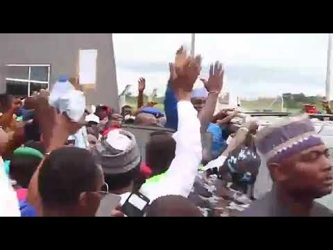 Atiku Abubakar consultation tour of Benin