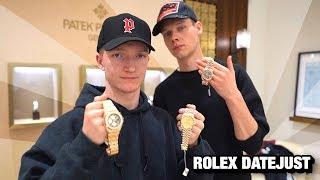 Ich kaufe eine Uhr (mit Sascha & Tim Gabel)