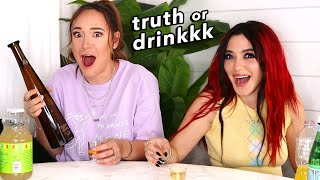 TRUTH OR DRINK!!!   ft. Niki Demar