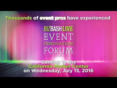 BizBash Live: The Expo Los Angeles 2016