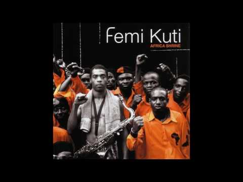 femi kuti - africa shrine [2004] full album