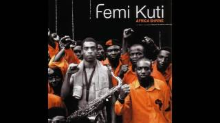 femi kuti africa shrine 2004 full album