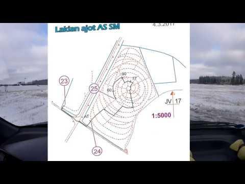 Autosuunnistus - LSK Business Park 2 ja LapUA:n SM osakilpailu - Extraa
