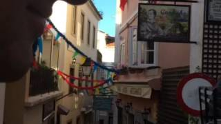 Street/alley in Sintra City Centre