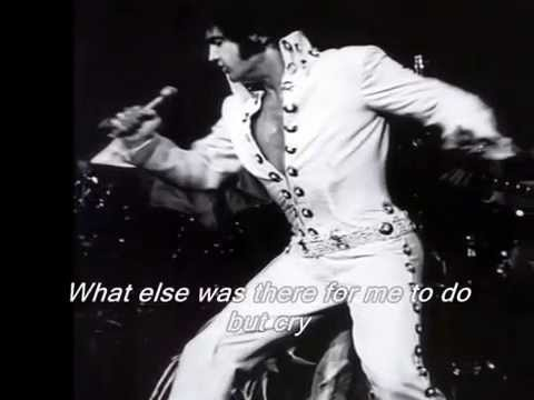Elvis Presley -  Marie's the Name of His Latest Flame with lyrics