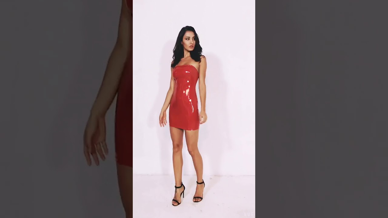 6d2d287646 Worth The Risk PVC Strapless Bodycon Mini Dress – Fashion Genie Boutique