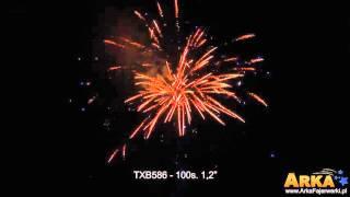 TXB586 Bateria 100s 1,2