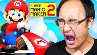 MARIO PEUT CONDUIRE UNE VOITURE !?   Super Mario Maker 2 (Mode Histoire #11)