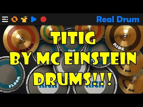 Titig by MC Einstein ft. Flow G, Yuri Dope & Jekkpot - Real Drum Cover by Okkin