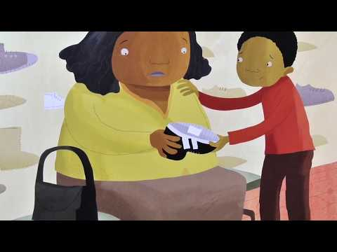 Adaptation of the book Those Shoes by Maribeth Boelts from YouTube · Duration:  4 minutes 54 seconds