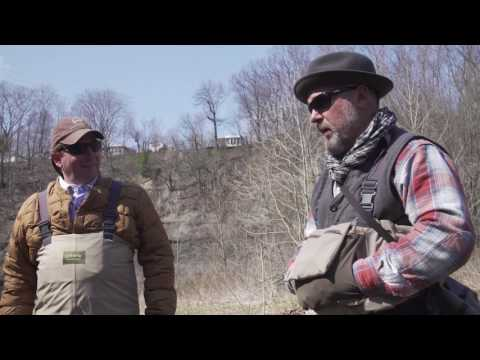 American Rivers Tour 2017 - Colin Ambrose on the Chagrin River