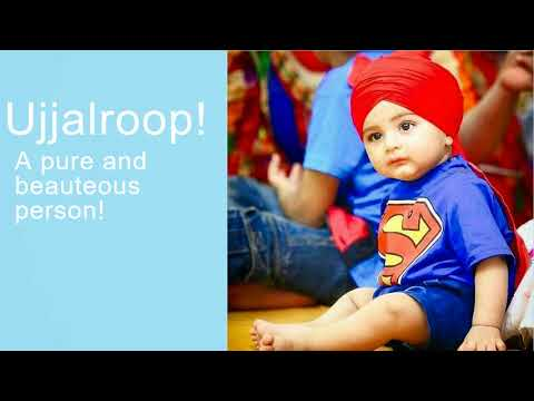 10 Sikh Name With Meaning | Punjabi Names With Meaning