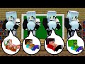 The minecraft life | Top 10 Zombie Super Sad Story | Minecraft animation
