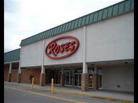 FOLLOW ME AROUND ROSE'S