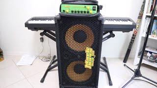Mark Bass Ninja amp and cab