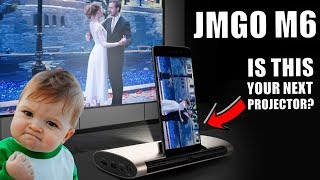JMGO M6 Preview: Best Portable Projector for Home Theater 2018