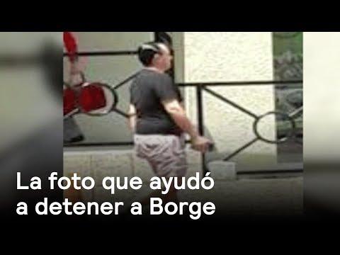 La imagen de Roberto Borge en Panamá que ayudó a detenerlo - Despierta con Loret