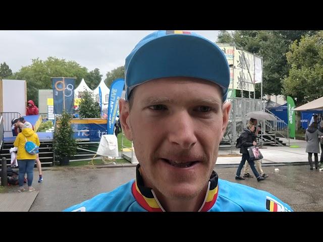 Seppe Odeyn tevreden met 4de plaats in Zofingen