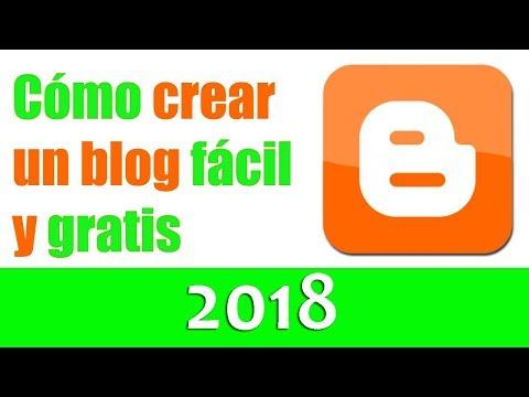 COMO CREAR UN BLOG EN BLOGGER DESDE CERO 2018-Jose Blog