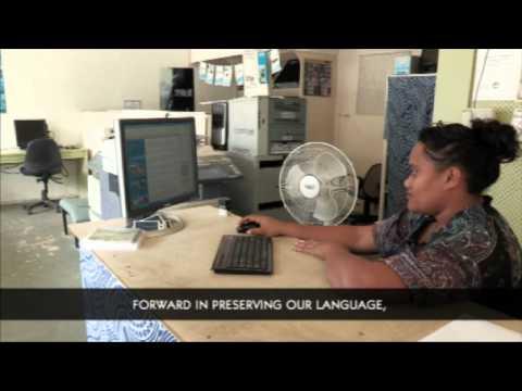 Niue Language Week
