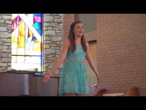 Lost in the Brass from Band Geeks performed by Melissa Campbell