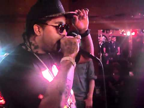 LIL FLIP CHECKS HATER LIVE ONSTAGE 2012