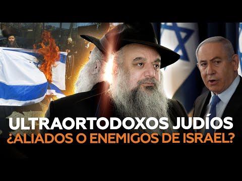 Judíos Ultraortodoxos: ¿quiénes Son Y Qué Piensan De Israel?