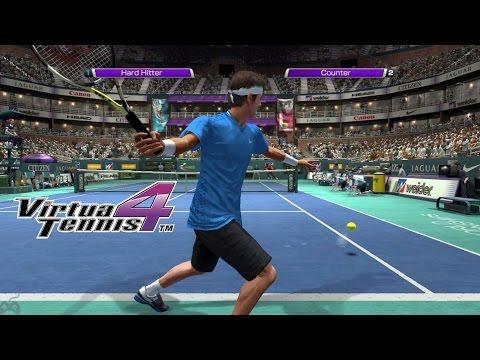 Argentina campeon de la Copa Davis Virtua Tennis 4