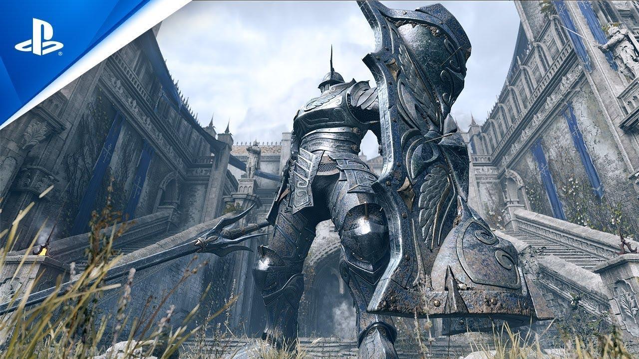 Demon's Souls - 告知トレーラー | PS5