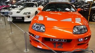 Toyota Supra Fast And The Furious Replica