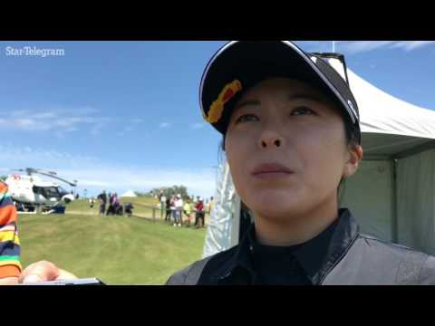Korean MJ Hur fires 65 to lead LPGA event