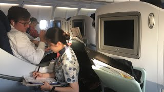 【飛行記錄】中國東方航空 商務艙 空中巴士A330-300 上海浦東-東京羽田 China Eastern Airlines Business class Shanghai-Tokyo Haneda