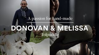 A passion for hand-made | Donovan & Melissa, Tolpu...