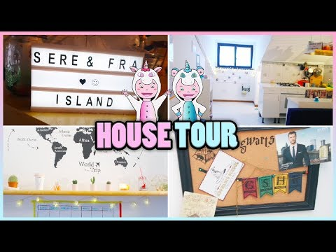 HOUSE TOUR 2017 - Younicorn Island edition
