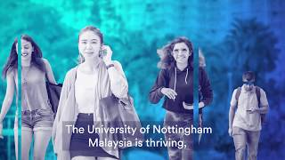 Discover our world at the University of Nottingham Malaysia