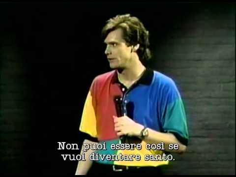 Jim Carrey - Unnatural Act (1991) [SUB ITA]