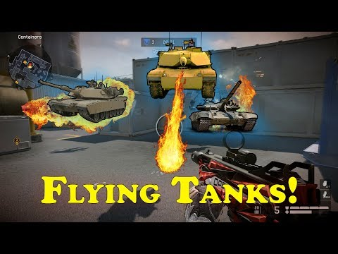 Warface - Flying Tanks (Bhopping in Warface?!) thumbnail