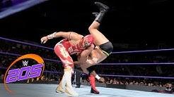 Cedric Alexander & Gran Metalik vs. Tony Nese & Drew Gulak: WWE 205 Live, Aug. 15, 2017