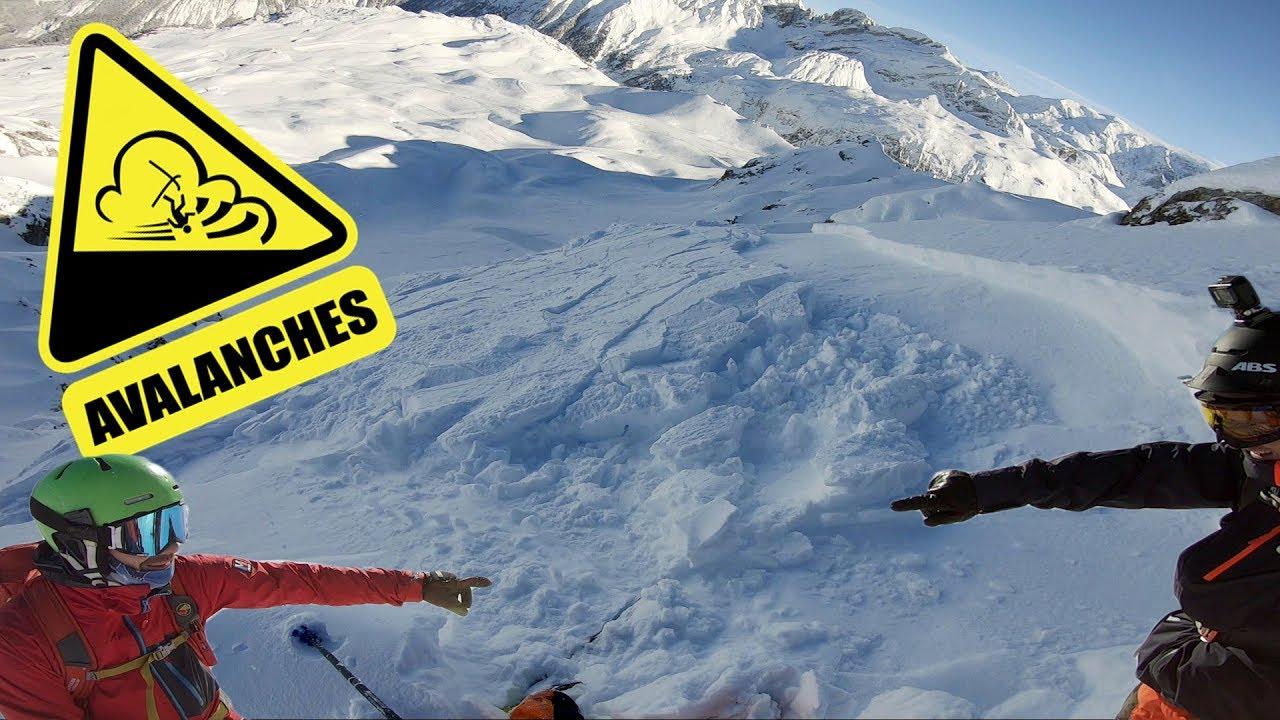 BRUTISODE #22 -  TÊTE PIED ... COULÉE - Ski freeride