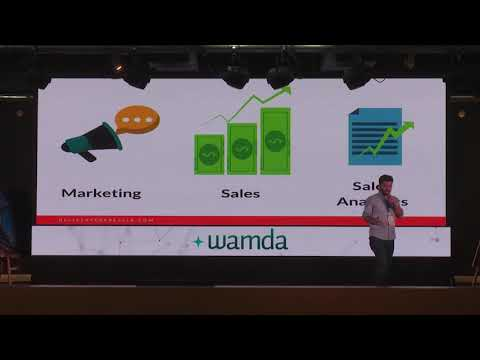 Delivery Express Pitch at Tripoli Startup Forum 2018