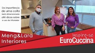 Meng&Lara interiores no Inspire-se EuroCuccina