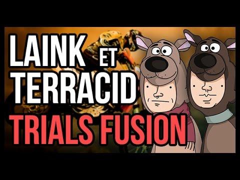 Les courses de chiens, mais en moto (Trials Fusion)