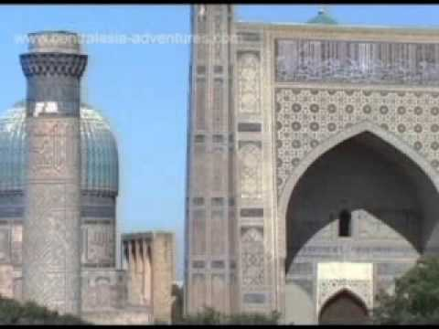 Tours-TV.com: Bibi-Khanym Mosque