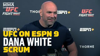 Dana White Responds to Jon Jones' 'Lying' Remarks, Losing $100M, More - MMA Fighting