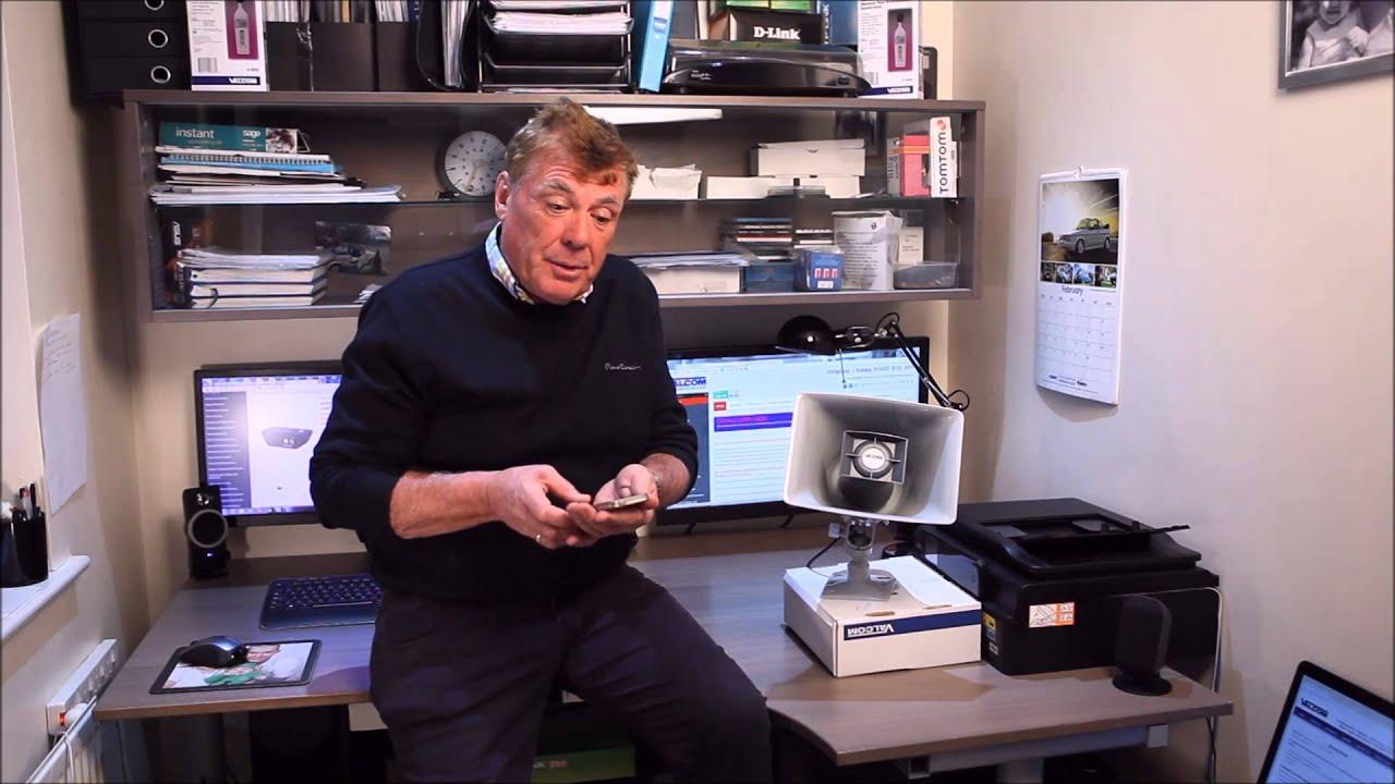 Valcom UK - V-1030 5 Watt Amplified Horn Speaker on