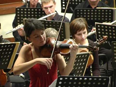 Bartok Violin concerto No.2 (2) Julia Igonina