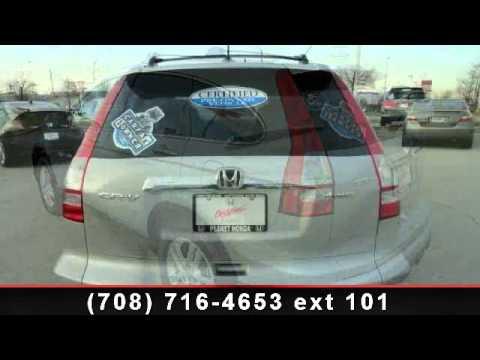 2011 Honda CR-V - Planet Honda - Matteson, IL 60443